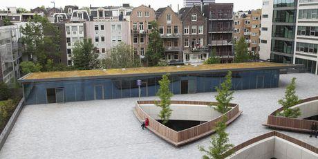 Studio HvA is de multifunctionele werkruimte van de Minor Ondernemerschap, Urban Management en het MediaLab. Het is een werkplek voor en etalage van de HvA die verbinding legt met de stad Amsterdam waarbij de begrippen Ondernemerschap, Creativiteit en Maatschappelijke Betrokkenheid centraal staan.
