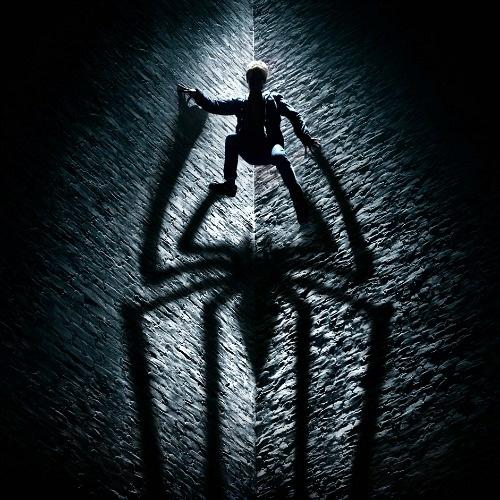 spiderman shadow