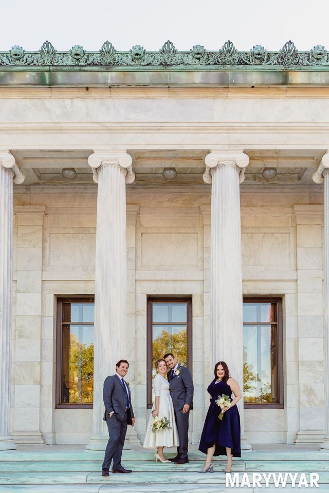 Art museum toledo wedding