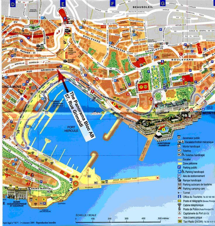 monaco map france monte carlo monaco cruise port money n monaco pinterest monaco nice. Black Bedroom Furniture Sets. Home Design Ideas