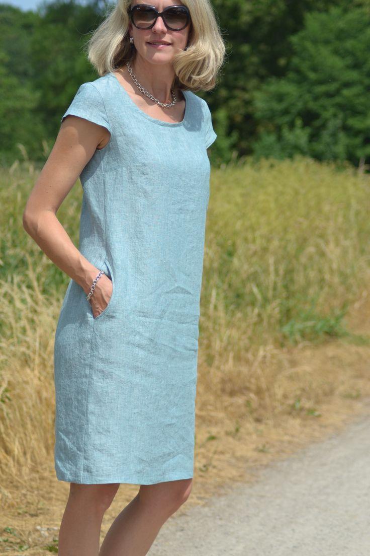 Freuleins – Schnittmuster Kleid Ibella – Es geht los! – Nähen macht glücklich