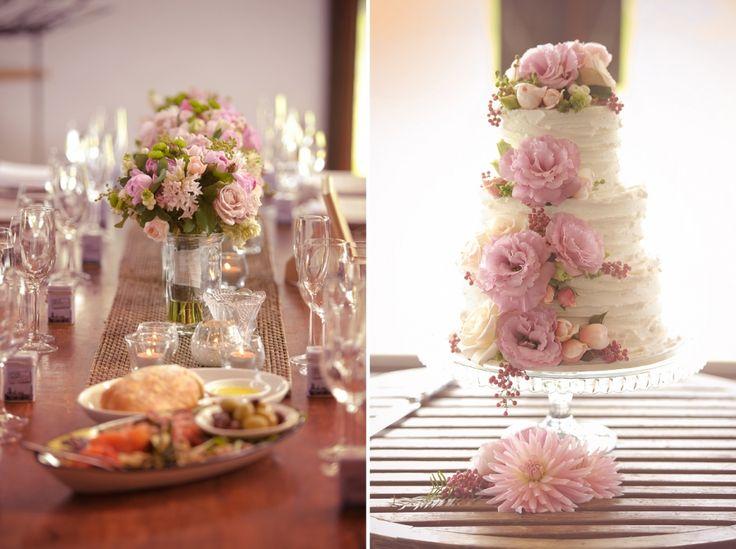 Gorgeous cake!! Photography: Casey Jane