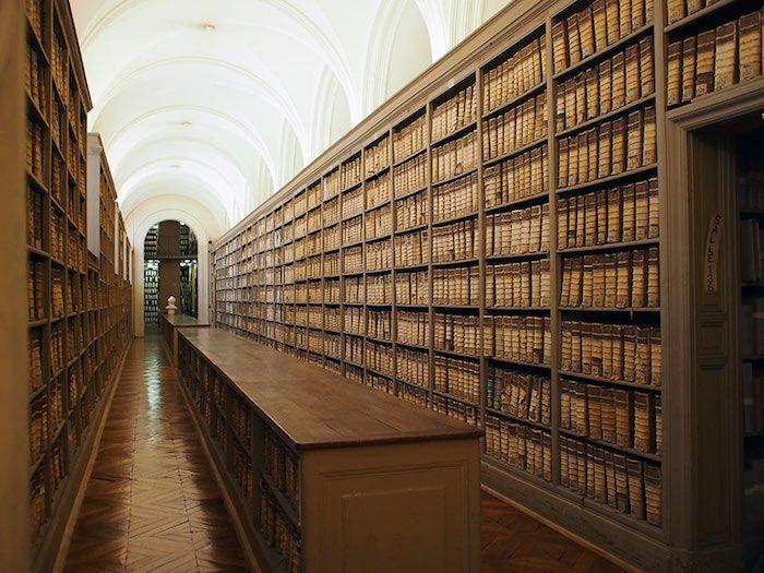 Dans les coulisses des Archives Nationales de l'Hotel de Soubise