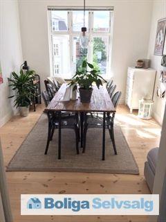 Nygårdsvej 20, 2. tv., 2100 København Ø - 4V med altan og nyrenoveret badeværelse. #andel #andelsbolig #andelslejlighed #kbh #københavn #østerbro #selvsalg #boligsalg #boligdk