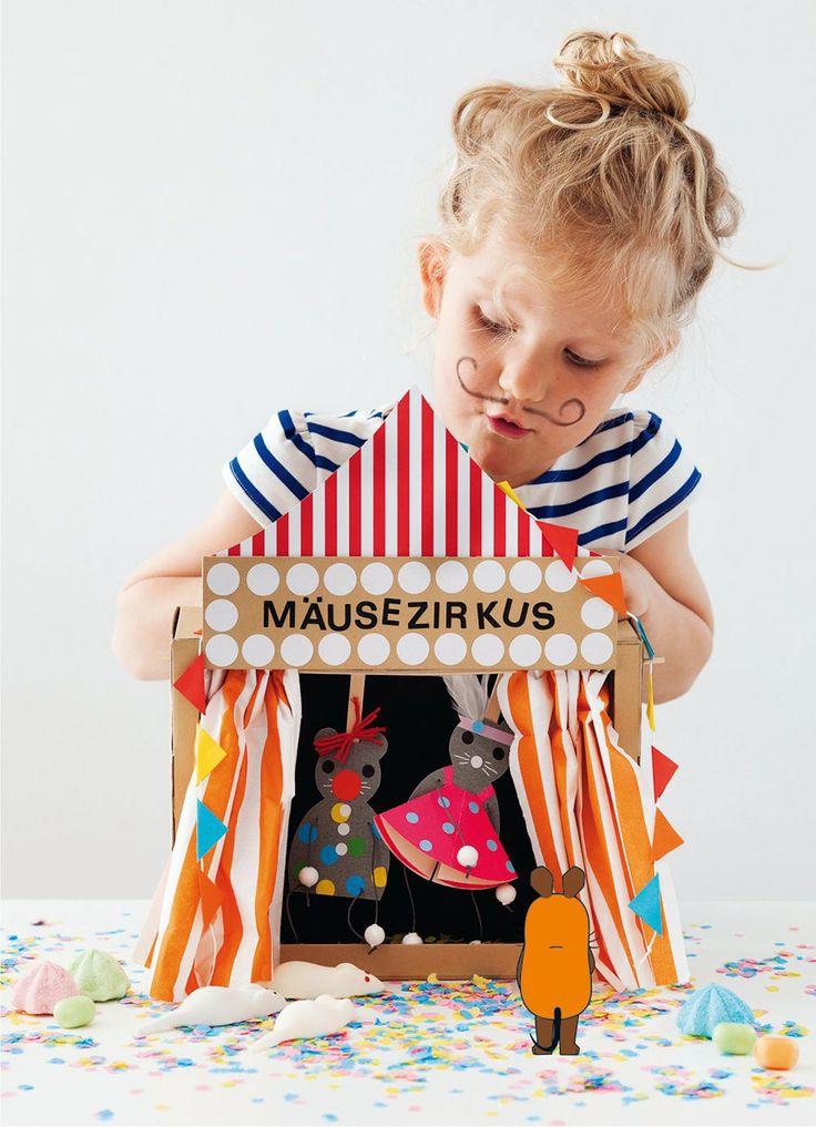 die besten 25 zirkus ideen auf pinterest karneval. Black Bedroom Furniture Sets. Home Design Ideas