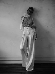 {Look de mariée} 10 tenues de mariage pantalon MODERNES - Ensemble Rhum Raisins