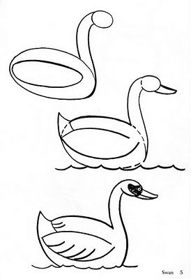 how to draw emma swan step by step