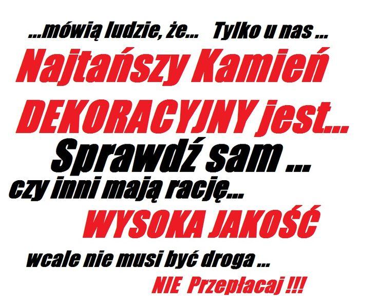 http://allegro.pl/kamien-dekoracyjny-najtaniej-na-allegro-okazja-hit-i5506581202.html
