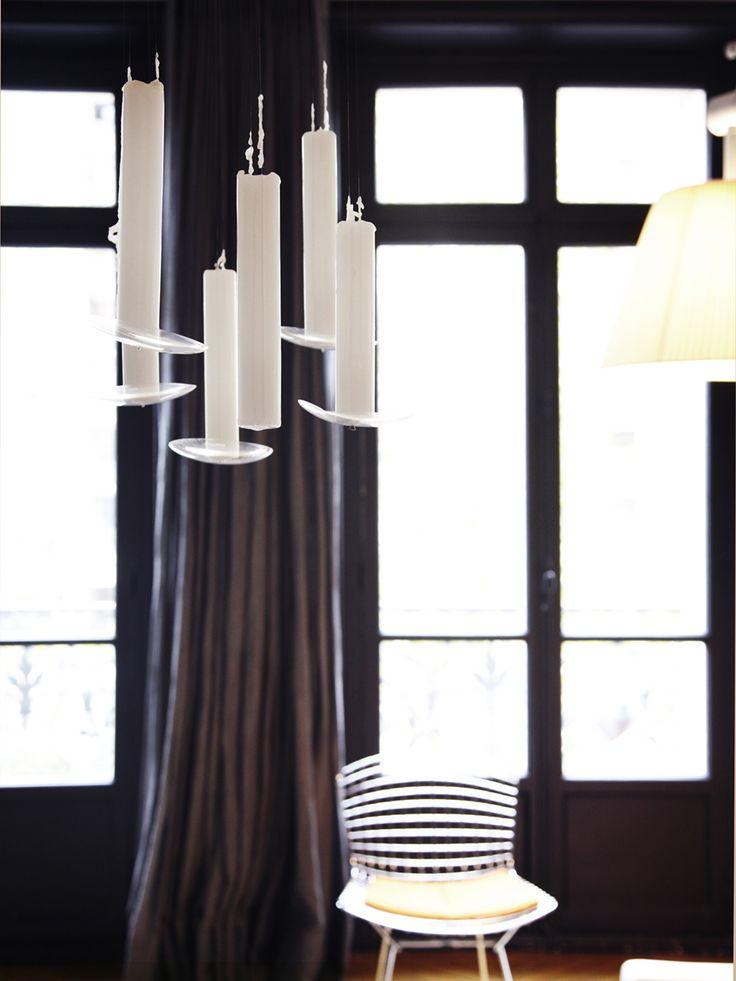 Les 25 meilleures id es concernant lustre de bougie for Interieur chic parisien