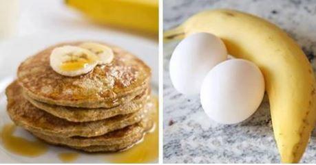 Eliminez toute la graisse superflue en mangeant des crêpes avec ces deux ingrédients chaque matin !
