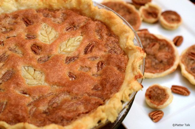 1. Pecan Pie | 15 Easy And Amazing Pies For Your Thanksgiving Feast