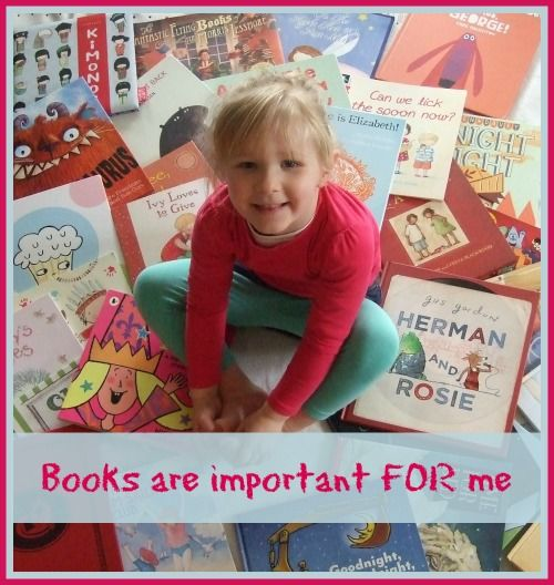 10 Reasons why books are important for children_ by My Little Bookcase