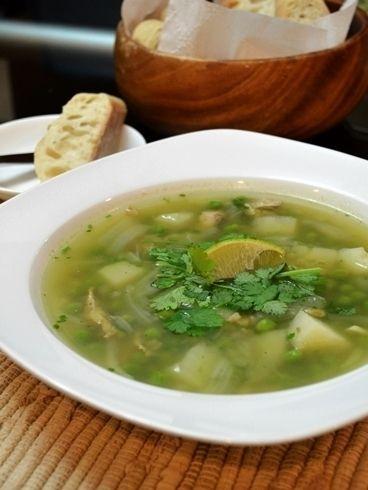 ペルー風チキン&コリアンダースープ by アサヒさん   レシピブログ ...