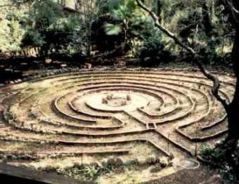 Labyrinths As Sacred Sites