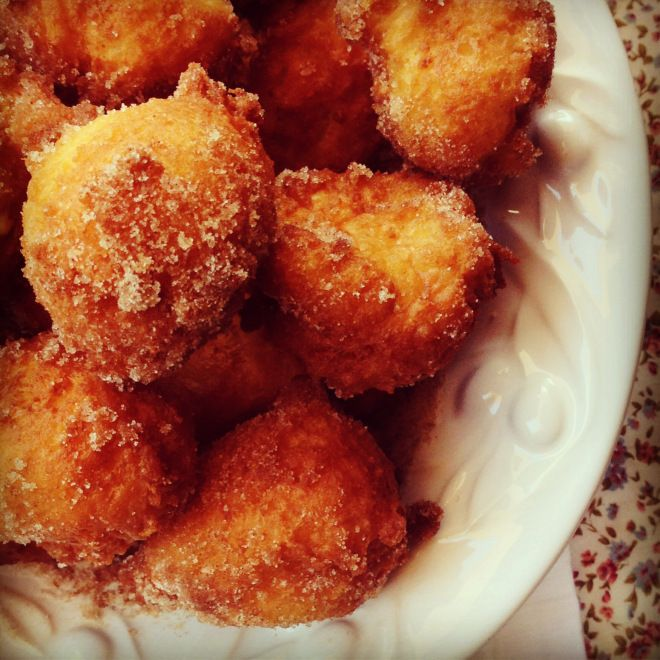 Italian Donuts (adapted from Nigella Lawson)