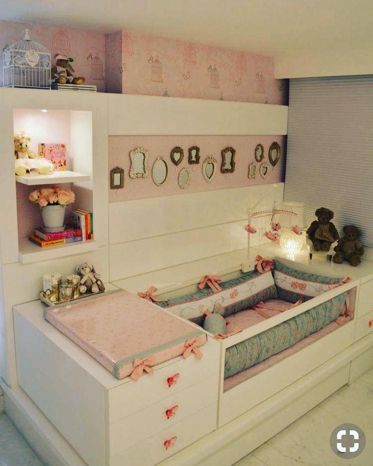Erstaunliche DIY Ideen Zur Dekoration Einer Baby Kinderzimmer Deko !; Ideen  Für