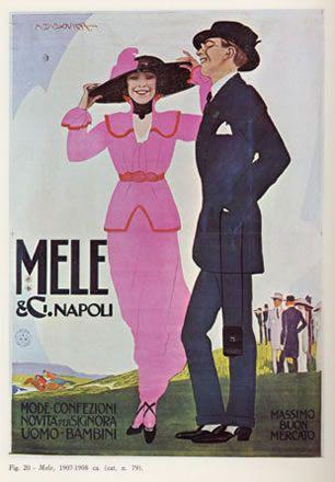 Mele & C. Napoli - Marcello Dudovich