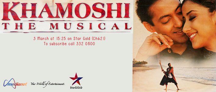 Khamoshi: The Musical - Joseph and wife cannot speak or hear. Their daughter Annie falls in love with Raj. Watch Khamoshi, starring Salman Khan and Manisha Koirala.