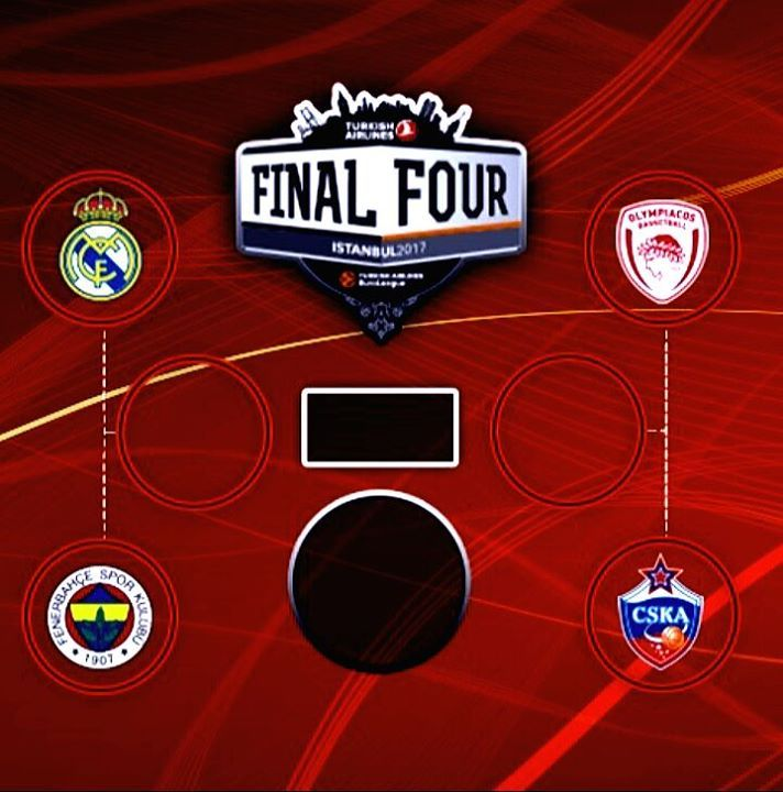 THE 2017 EUROLEAGUE FINAL FOUR SLATE IS SET ! ! !  Olympiacos Piraeus claimed the final ticket after disposing of Anadoly Efes Istanbul in a win or go home Game 5 . Olympiacos qualified for sixth Final Four in the past nine seasons with an 87-78 win in Game 5  SEMIFINALS : CSKA MOSKOW - OLYMPIACOS                           REAL MADRID - FENERBAHCE   CSKA will have third chance for repeat title? Real Madrid the most successuful team in Euroleague history with 9 crowns.  What you think ? Who…