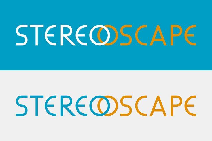 Stereoscape logo by Erik Bertell