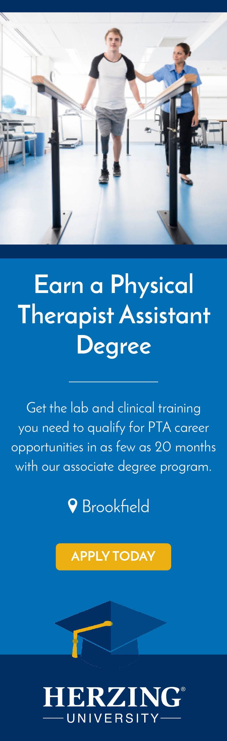 physical education resume%0A Become a physical therapist assistant  Be ready in as