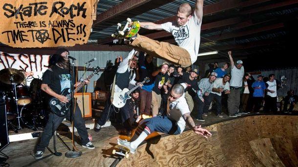 Thrasher Skateboard Magazine   Videos - Skate Rock 2013: Episode 5