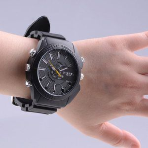 Men's Professional Wearable Waterproof Infrared HD 1080P Video Camera / 30fps Digital Videokamera Kamera Photo Image Sound Voice Recording Store Shop Compact Professional Handheld Pokcet Latest Newest Gadget Trendy Black Gift Cheap Movie Videocam Cam Action Sport Invisible Security Surveillance Nanny Flip Flipcam Best Equipment Item Go Store Shop Tool Camcoder Portable Glasses Keychain Keyring Pen Clock Sunglasses Helmet Outdoor Pinhole Special Quality Live Good Microphone Mic Product Device…