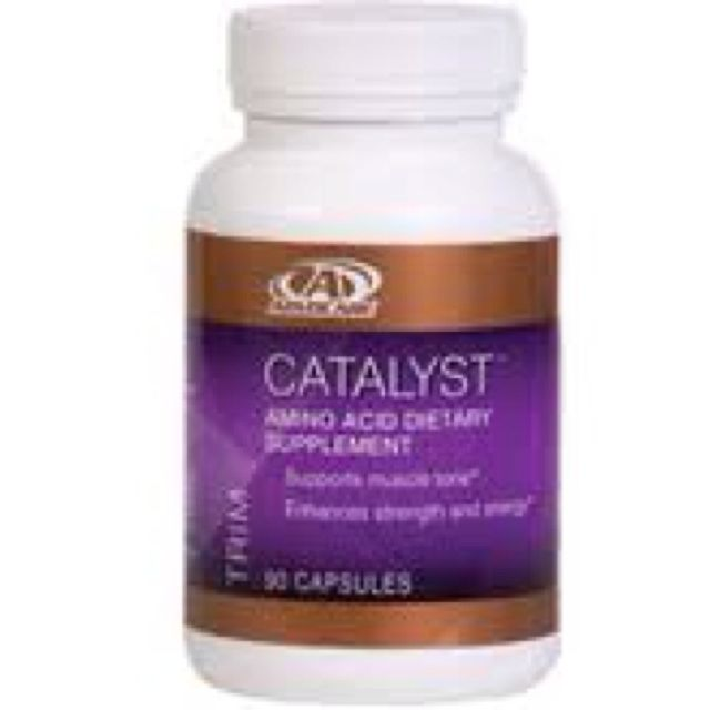AdvoCare Catalyst •Helps maintain muscle mass during exercise & weight management* •Aids in preserving muscle and energy levels during times of calorie restriction* •Helps repair & protect muscle tissue* www.advocare.com/130919800