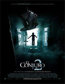 The Conjuring 2 (El conjuro 2) (2016) [VOSE, VL] [TS-HQ] - Terror, Suspense, Misterio, Espíritus