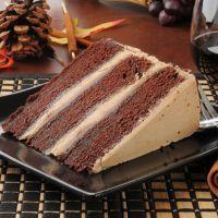 Chocolate Rum Cake