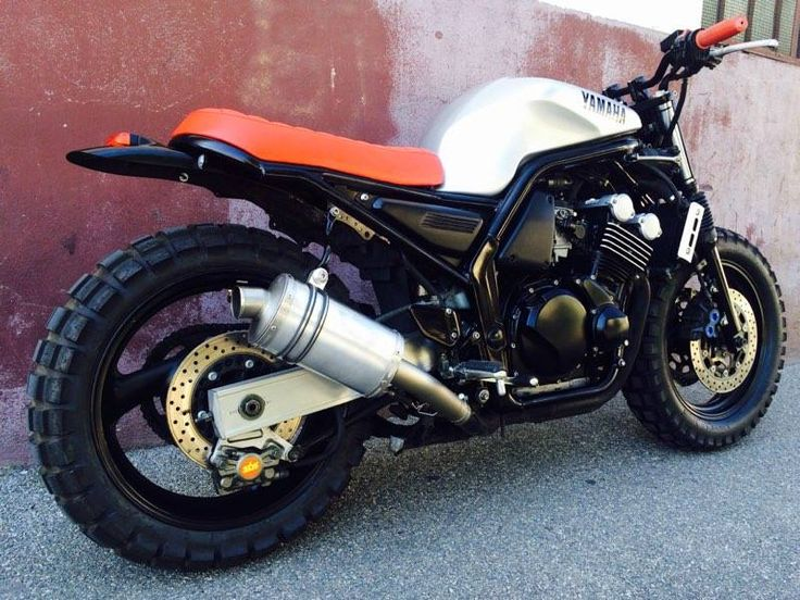 #37 - YAMAHA 600 Fazer #bfmotorcycles #yamaha # 600fazer #workinprogress #scrambler - bfmotorcycles