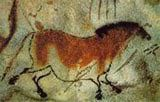 What Art Was Like During the Paleolithic Age: Horse (c. 15,000-10,000 BC), Lascaux, France