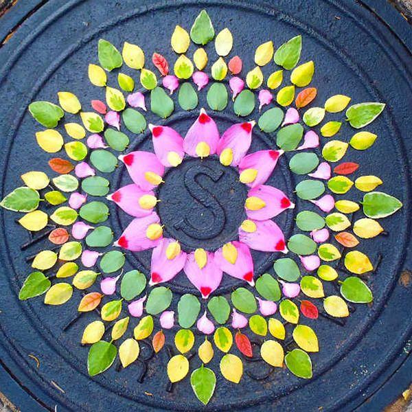 Flower Mandalas by Kathy Klein_11