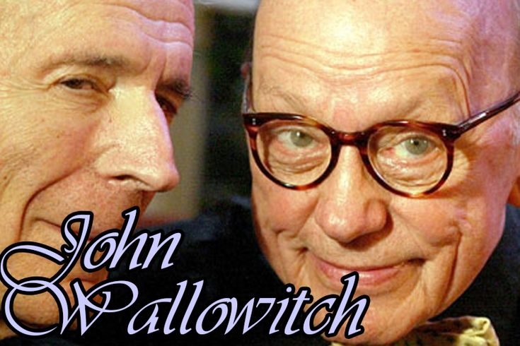 """John Wallowitch (February 11 1926  August 15 2007) was an American songwriter and cabaret performer. He wrote over 2000 songs; his works include """"Bruce"""" """"I See the World Through Your Eyes"""" """"Back on the Town"""" and """"Mary's Bar"""". For over 50 years he played and sang a catalogue of original songs at nightspots around New York City. He is also known for his sophisticated takes on the songs of Irving Berlin. [  464 more words. ]   http://ift.tt/1kDb3Nv: http://ift.tt/1kDb3Nv 