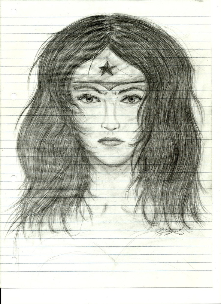Wonder Woman by ReinaVilla.deviantart.com