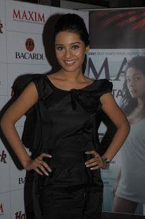 Amrita Rao   http://blogonbollybabes.blogspot.in/2018/01/amrita-rao-at-maxim-magazine-launch.html   #AmritaRao #Bollywood