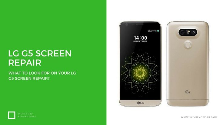 What to look for on your #LGG5 #screen #repair?