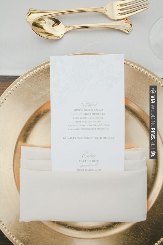 gold wedding ideas | CHECK OUT MORE IDEAS AT WEDDINGPINS.NET | #wedding