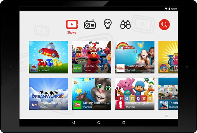 YouTube is launching a new app (initially on Android phones and tablets) that will run only kid-friendly content. YouTube Kids -- home run right there -- will...