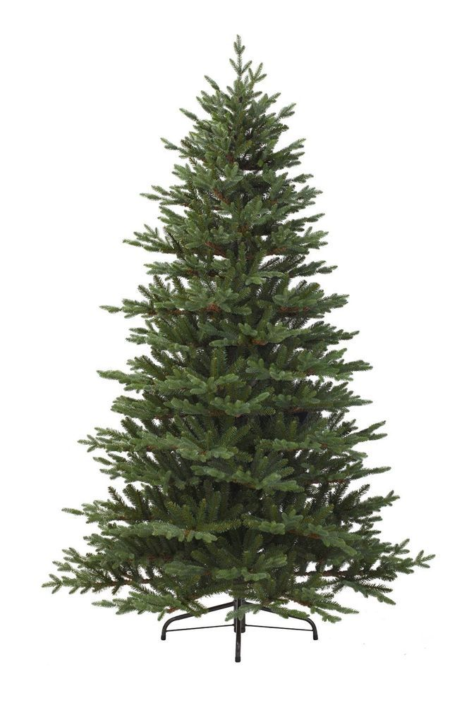Christmas Decoration 180cm Kingswood Fir Pine Realistic Artificial Xmas Tree in Home, Furniture & DIY, Celebrations & Occasions, Christmas Decorations & Trees | eBay