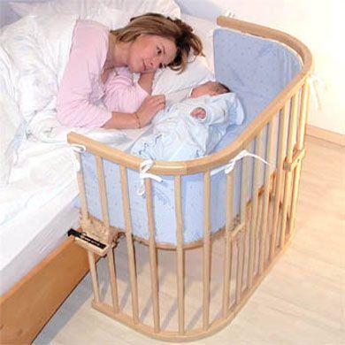 TOBI Babybay original Bett Buche massiv natur lackiert   Kinderzimmer   Möbel   baby-markt.at