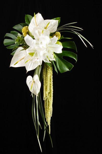 Wedding Bouquet Centerpiece www.tablescapesbydesign.com https://www.facebook.com/pages/Tablescapes-By-Design/129811416695