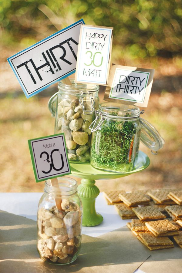 118 best 30th Birthday Party Ideas images on Pinterest 30th