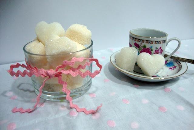 Cómo hacer terrones de azucar