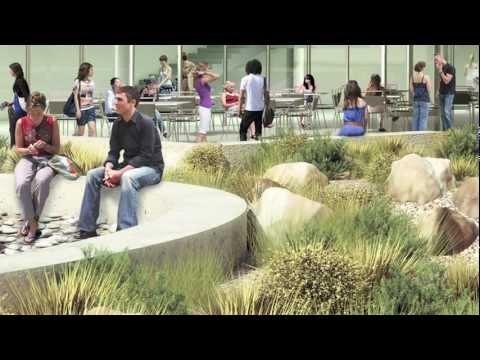 Architecture Preview: LACCD Los Angeles City College Monarch Center, Civic Architecture, Sustainable Design, Landscape Architecture