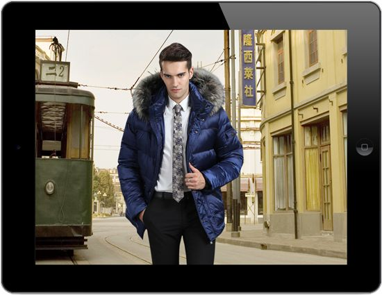 Модные мужские зимние куртки оптом