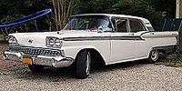 1959 Ford Galaxie Town Sedan