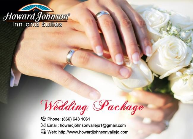 If you are looking a hotel for your wedding, Howard Johnson offered best wedding package, they are professionals our work & giving excellent service. https://goo.gl/Z2aBjG