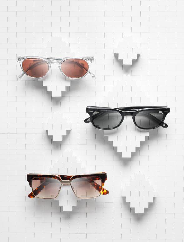 Visual Merchandising | Display | Eyeglasses | Lego display