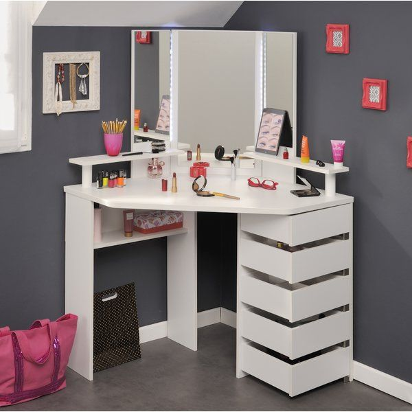 arnold dressing table with mirror in 2019 dressing table rh pinterest com